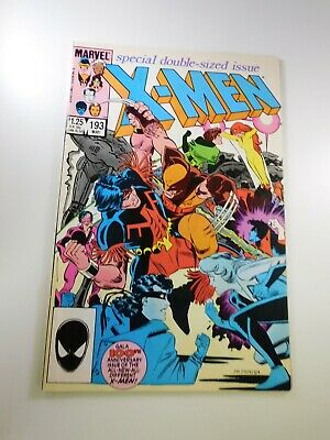 Uncanny X-Men #193 VF- condition Huge auction going on now!