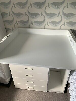IKEA Stuva/Fritids Changing table with drawers