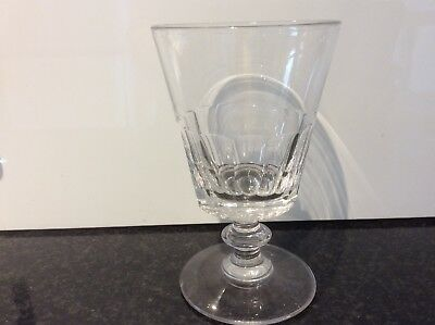 Large VICTORIAN RUMMER, Mid 19th Century - Superb and Perfect!