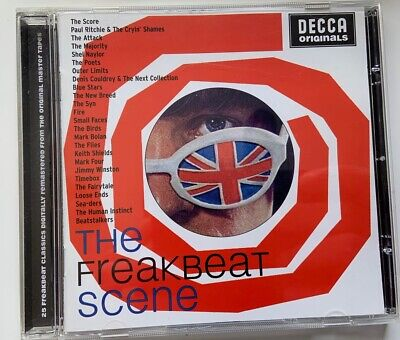The Freakbeat Scene/CD Album/The Score/Small Faces/Outer Limits