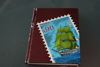 World Collection (Much British Commonwealth) In 14 Page Stockbook - All Eras