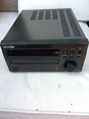 Denon RCD-M39DAB opened never used