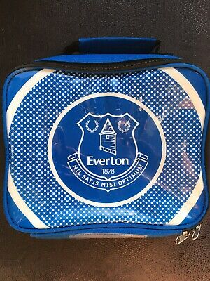 Official Everton Football Club Lunch Bag Box.