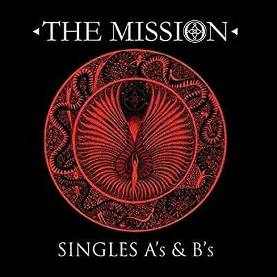 ID99z - The Mission - Singles A's  B's - CD - New