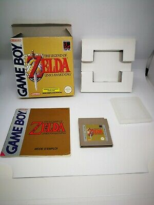 The Legend of Zelda: Link's Awakening Gameboy CompletFULL !!!