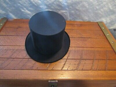 Collapsable Top Hat - Close Up  - Stage Magic - Comedy - Accessory