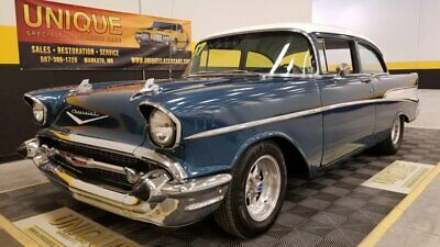 1957 Chevrolet 150 2 Door Sedan 1957 Chevrolet 150 Small Block Automatic Overdrive GREAT Cruiser!