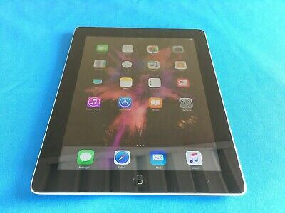 "Apple iPad 4th Gen - Retina Display MD910LL/A 9.7"" 16GB Wi-Fi Black"
