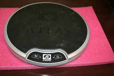JB Industries DS-20000S - ATLAS Wireless Refrigerant Charging Scale - 250 lb
