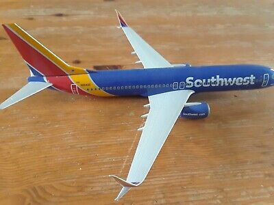 """SOUTHWEST AIRLINES Model 11.5"""" airplane aircraft model - N8642E"""