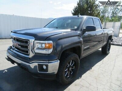 2015 GMC Sierra 1500 SLE 2015 GMC Sierra 1500 Salvage Damaged Vehicle! Priced To Sell! Wont Last! L@@K!!