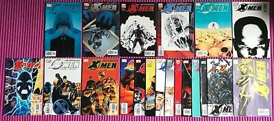 ASTONISHING X-MEN Lot of 20: #2, 4, 7 8 9 10 to 24  Marvel 2004