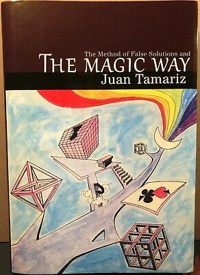 The Magic Way book by Juan Tamariz