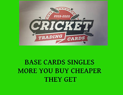 2019/20Tap'n'play  Cricket Single Base More You Buy Cheaper They Get