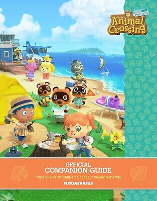 Animal Crossing: New Horizons Official Companion Guide Book PRE-ORDER