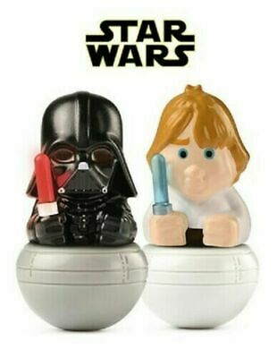 2 Rollinz 3.0 ESSELUNGA 2020 STAR WARS Darth Vader + Luke Skywalker LEGGENDARI