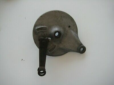 Suzuki Drum Rear Brake Back Plate