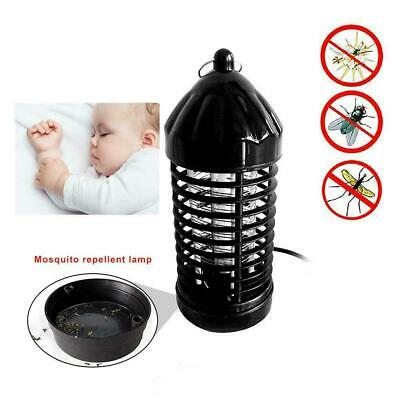 Electric Insect Killer Mosquito Fly Pest Bug Zapper LED Lamp Night Catcher O2Q9