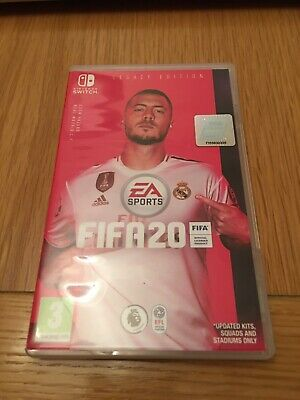 FIFA 20 - Legacy Edition (Switch, 2019)