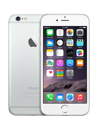 Apple - iPhone 6, 64GB