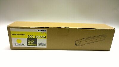 Xante ilumina High Definition Yellow Cartridge New never open plastic seal!