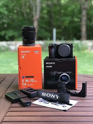 sony a6500 with 16-70mm F4