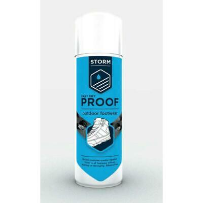 Storm Proofer Fast Dry Spray On 300ml Helmet Ce & Cleaning