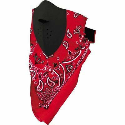 Red Zan Headgear Paisley Neodanna