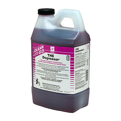 Case of 4 Spartan Clean on the Go Degreaser  6 - 2 L