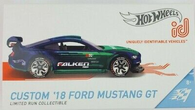 Hot Wheels 1:64 Id Car With Volkswagen T1 GTR Sealed case of 16 New 2020 FXB02