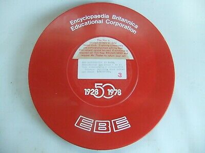 16 mm film.'Electricity & How its Made' Super film by Britannica Films 1978