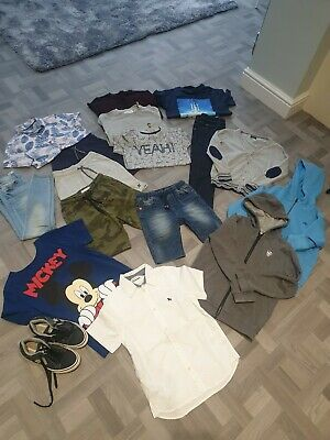 Boys 6-7 Years Bundle - mostly NEXT. 16 items.