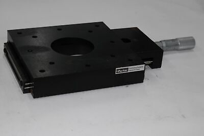 "Parker Daedal 4451 1"" Travel 5""Table Bearing Precision Linear Stage Starret 10Um"