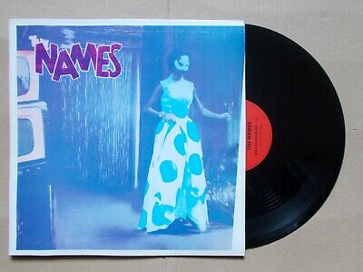 new wave  The Names  Spectators Of Life  EP 45 vinile NMint vinyl 1979