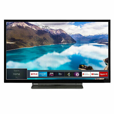Toshiba 32WL3A63DB 32 Inch Smart HD Ready LED TV Freeview Play USB Record