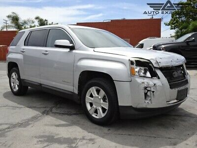 2012 GMC Terrain SLE-1 2012 GMC Terrain Salvage Damaged Vehicle! Priced To Sell! Wont Last! L@@K!!