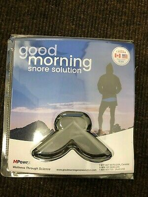 Good Morning - Snore Solution