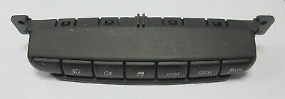 Genuine Used MINI Centre Console Switch Pack for R60 Countryman - 9804923