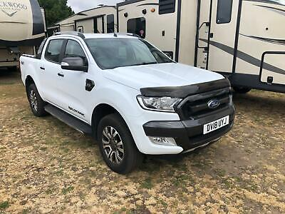 2018 Ford Ranger: Wildtrak 4X4 TDCI Automatic • Only 25K Miles • 1 Owner