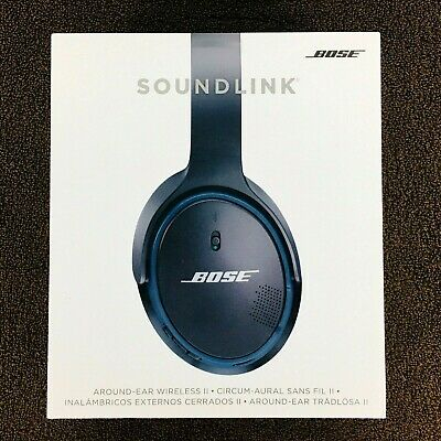 Bose Soundlink Bluetooth Around Ear Wireless ll Headphones - BOX ONLY