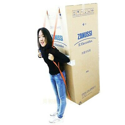Home-Neat 1- Person Lifting and Moving Straps, Easily to Carry Furniture/Refr...