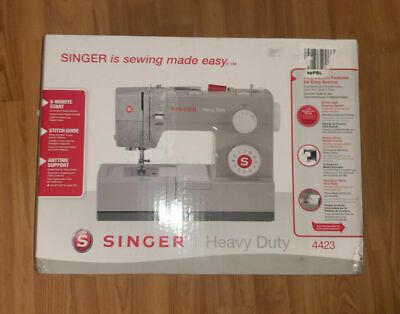 SINGER Heavy Duty 4423 Sewing Machine with 23 Built-In Stitches READY TO SHIP