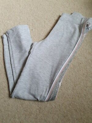 Girls Joggers Age 8-9 With Sparkle Detail