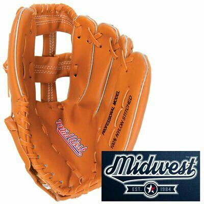 Bronx Rounders Sports Hand Protection Softball Catchers Mitts Fielders Glove