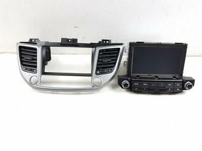 2015 On MK2 Hyundai Tucson SAT NAV RADIO UNIT + SURROUND 96560D70114X