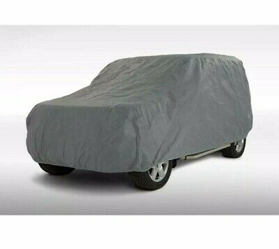 UKB4C Premium Fully Waterproof Cotton Lined Car Cover fits Toyota Yaris