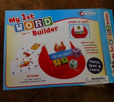 Boredom Busters Kids Spelling Game  Educational