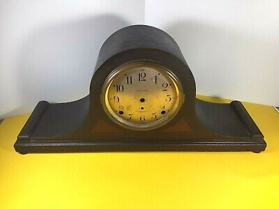 Seth Thomas Mantle Clock Case and Face