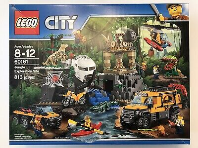 Lego City Jungle Exploration Site 60161 New and Sealed