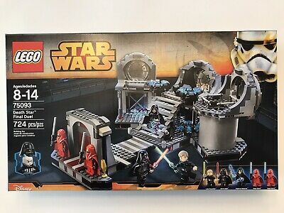 LEGO Star Wars Death Star Final Duel 75093. NEW and Sealed